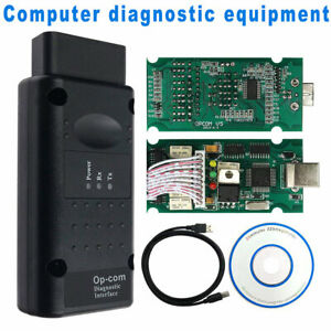 Op Com W Pic18f458 Chip Powerful Function Obd Diagnostic Scanner Tool For Opel