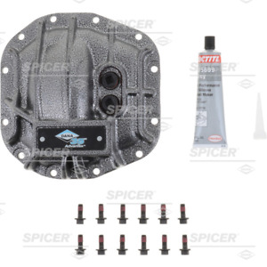Dana Spicer Differential Cover Kit Jl Dana 35 Advantek Rear