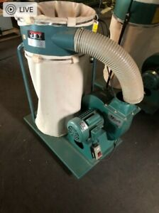 Jet Dc 1200 Dust Collector 2 Hp Single Phase w2