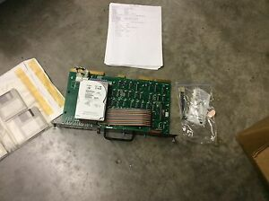 Kearney Trecker Mm800 Milling Machine Hard Drive Board 810 23444 00 840 20844 01