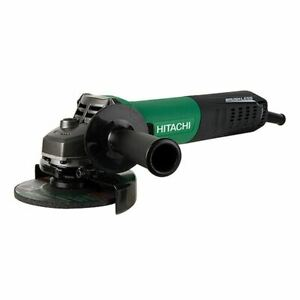 Hitachi metabo Hpt g12ve 4 1 2 ac Brushless Angle Grinder