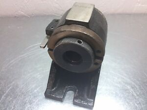 Kal Kalamazoo Hardinge Type 5c Indexer Fits Bridgeport Milling Machine