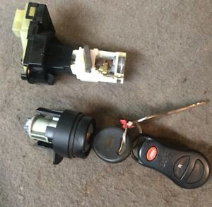 Jeep Cherokee Xj Ignition Switch Cylinder With Keys And Fob Switch