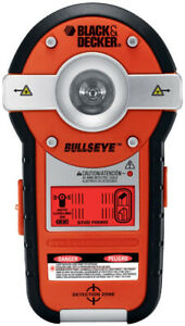 Black And Decker Bullseye Auto leveling Laser With Stud Finder