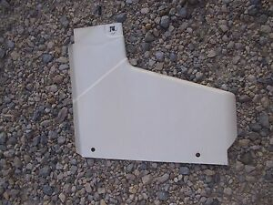 Farmall 444 Utility Tractor Original Ih Good Working Front Left L Radiator Panel