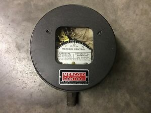 Mercoid Control Pg 153 pg 70882 9 64 120vac 4a Range P2 Pressure Switch