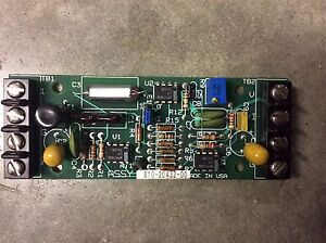 Kearney Trecker Mm800 Milling Machine Circuit Board 810 20432 00