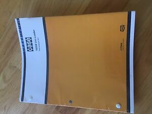 Case 1835b Skidsteer Uni Loader Skid Steer Parts Catalog Manual Used