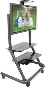 Chief Ppc2000 Video Presentation Conference Multimedia Cart W All Accessories