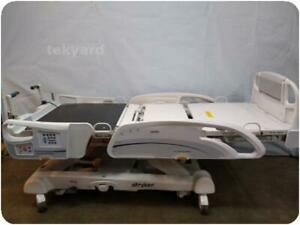 Stryker Intouch Electric Critical Care Hospital Patient Bed 219224