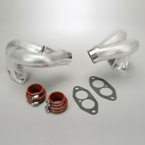 1956 1979 Vw Ghia Beetle Super Dual Port End Kit W Manifold Ends Gaskets 320018