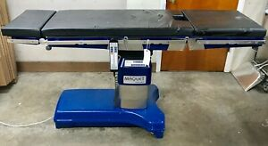 Maquet Alphastar Operating Room Table Good Condition Guaranteed