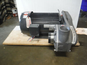 Paxton Centrifugal Type Blower 900 Cfm 16000 Rpm 45 Inches H2o