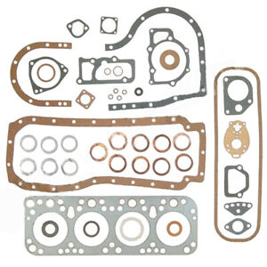Full Gasket Set Fits Oliver Tractor Models 55 66 550 660 2 44 Super 55