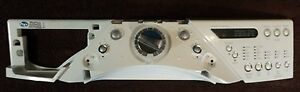 Whirlpool Duet Steam Washer Control Panel With Control Boards 461970254951b