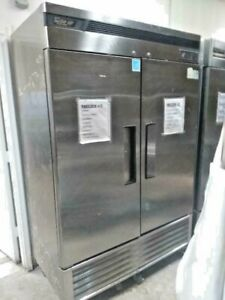 Turbo Air Reach In Freezer Restaurant Used 60 Inch