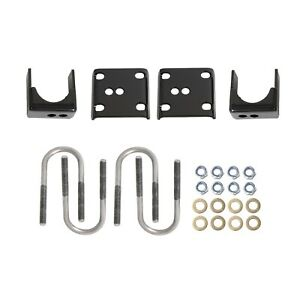 Rear Axle Flip Kit 5 Drop 1973 1987 Chevy C10 Gmc 1 2 Ton Truck