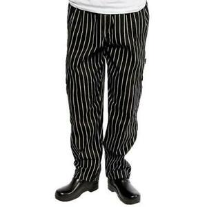 Chef Works Gsbp s Chalk Stripe Designer Chef Pants s