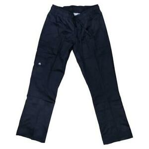 Chef Works Cpwo blk l Women s Black Cargo Chef Pants l