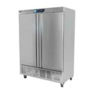 Fagor Qvf 2 2 Door Qv Series Reach in Freezer
