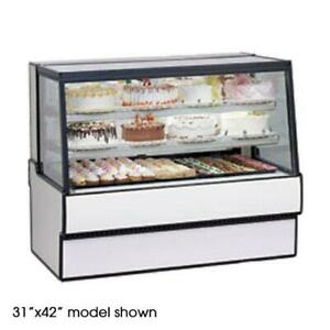 Federal Sgr3148 High Volume 31 X 48 Refrigerated Bakery Case
