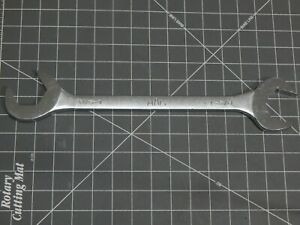 Mac Tools Large 4 Way Angle Head Open End Wrench 1 5 8 Da52 Four Nice