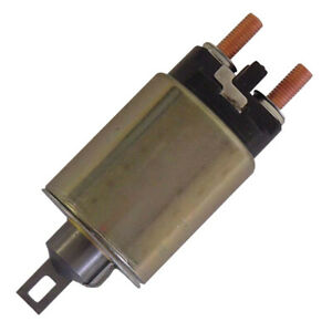 12v 3 Terminal Solenoid For Ford New Holland Sba185816240 1710 1920 2120 3415