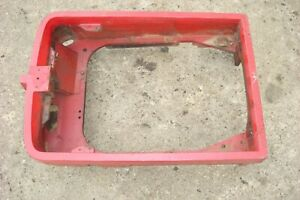 International Ih Farmall 806 Tractor Front Nose Cone Grill Mount