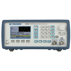 Bk Precision 4045b 20 Mhz Dds Sweep Function Generator