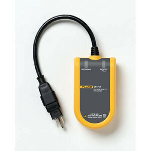 Fluke Vr1710 Single phase Plug in Voltage Quality Recorder