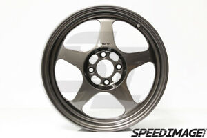 Rota Slipstream Wheels 16x7 40 4x100 67 1 Hb Gunmetal Civic Integra Miata Rims