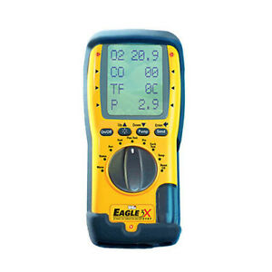 Uei C157 Eagle 3x Combustion Analyzer Extended Life
