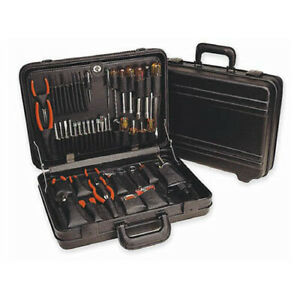 Xcelite Tcmb150st Tool Kit W Polyethylene Case Hand Tools Wp25 Iron