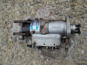 Massey Ferguson 65 Mf Tractor Diesel Engine Lucas Injector Injection Fuel Pump