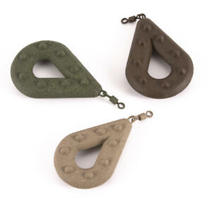 MagiDeal Lead Sinkers Weights for Freshwater Saltwater Carp Fishing Tackle