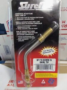 Surefire By Bernzomatic Sf 11s Acetylene Torch Tip