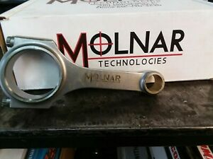 Molnar Xtreme Duty Nitrous turbo Ls Chevrolet 6 125 H beam Billet Rods