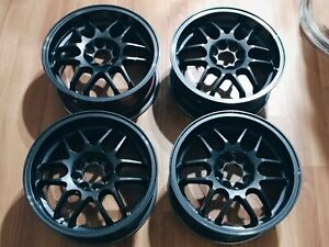 Jdm Work Rs beta 4x100 Honda Miata Civic Mx5 E30 Vw Mk2 Mk3 Bmw