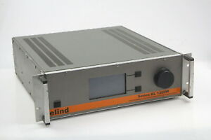 Elind Series Kl 1200w Programable Autoranging System Power Supply