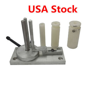 Usa Steel And Stainless Steel Coil Strip Rounded Corner Bender For Metal Letter