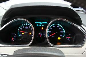 2009 2013 Chevy Traverse Mph Us Instrument Cluster Speedometer Tested 154k