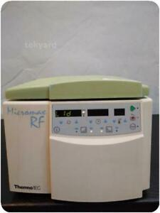Thermo Iec Micromax Rf Refrigerated Centrifuge 220763