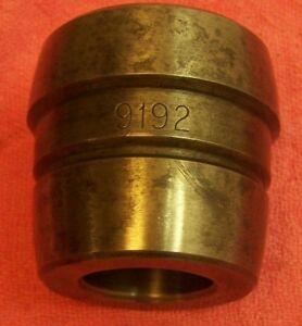 Ammco Brake Lathe Double Cone Adapter 9192 For 1 Inch Arbor