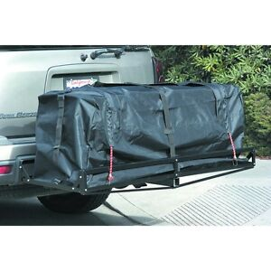 Cargo Bag For Hitch Mount Excess Cargo Carrier New