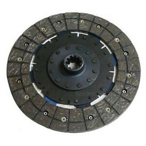 Clutch Disc For Ford 1520 1710 1510 1715 1310 1320 New Holland Tc29 1630 Case Ih