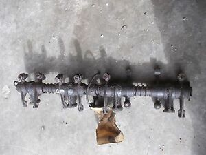 Allis Chalmers Ac Wd Tractor Engine Motor Rocker Arm Assembly Styled Wc