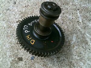 Allis Chalmers D14 Tractor Main Pto Power Take Off Drive Gear Bearing