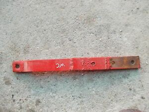 Allis Chalmers Styled Wc Tractor Ac Main Draw Bar Drawbar Hitch Tongue Ac