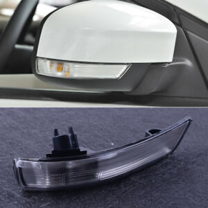 For Ford Focus 2008 2016 Right Wing Mirror Indicator Lens Turn Signal Light Trim