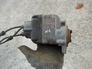 Allis Chalmers Styled Wc Tractor Magneto Assembly Ac Fair Banks Morse Fmj 4b3